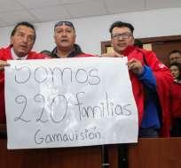 Niegan acción de protección presentada por trabajadores de Gamavisión. Foto: API