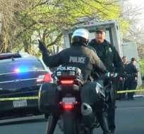 Policía establece relación entre dos explosiones por bomba en Texas. Foto: Redes