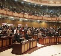 El debate tendrá como base el informe preparado por la Comisión Consulta 2018. Foto: Archivo