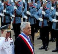 Piñera prometió mantener la gratuidad de la educación que instauró Bachelet. Foto: AFP
