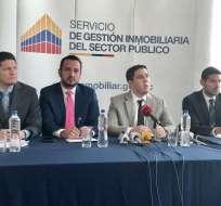 GUAYAQUIL, Ecuador.- Inmobiliar informó sobre la venta del recinto ferial. Foto: Twitter Inmobiliar.
