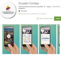 El aplicativo está disponible gratuitamente para Android y Iphone. Foto: Captura