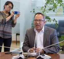 QUITO, Ecuador.- La renuncia de Espinosa a la comisión se da en medio de pedidos de reestructuración. Foto: Asamblea Nacional