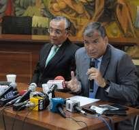 QUITO, Ecuador.- Según Alexis Mera, el exmandatario no leyó la carta remitida a Presidencia sobre el caso. Foto: Archivo API