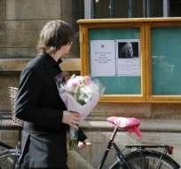 Stephen Hawking desafió las expectativas de una muerte temprana. Foto: AFP
