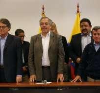 El proceso de paz entre el gobierno y el ELN estaba suspendido desde el pasado 9 de enero. Foto: AFP