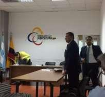 Carlos Villacís deberá presentarse cada 30 días mientras dure la instrucción fiscal.