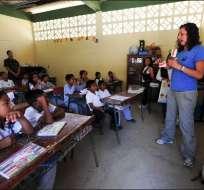Eliminan actividades educativas de fin de semana. Foto: Archivo - Referencial