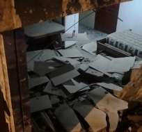Los cantones de San Lorenzo y Eloy Alfaro se mantienen en estado de excepción. Foto: Ministerio del Interior.