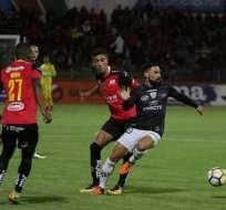Independiente del Valle se llevó una importante victoria en su visita al Deportivo Cuenca.