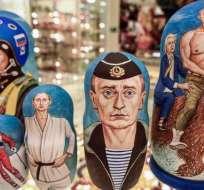 ¿Por qué sonríe Putin? ¿Está muerto? ¿Le gusta Trump?
