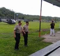 Tras ataque estaría el grupo irregular comandado por alias 'Guacho'. Foto: Twitter Policía