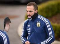 El delantero argentino hizo la revelación en entrevista con el canal argentino TyCSports. Foto: AFP