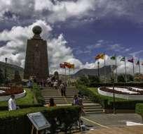 Mandatario suscribió documento con grupo turístico español Globalia. Foto: Archivo Andes