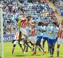El clásico de Ambato no tuvo ganador, Macará y Técnico Universitario empataron 1-1.