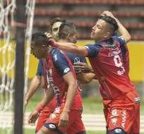 El Nacional se impuso a Guayaquil City tras ir perdiendo en el segundo tiempo.