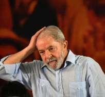 Tribunal de apelación brasileño denegó los recursos contra una condena a más de 12 años de cárcel. Foto: Archivo AFP