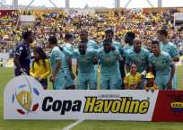 El equipo 'torero' hizo el anuncio oficial a través de su página web (barcelonasc.com.ec). Foto: API