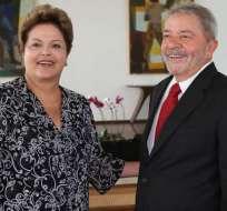 """Rousseff ha acusado de estos actos de violencia a milicias parapoliciales supuestamente vinculadas a la """"extrema derecha""""."""