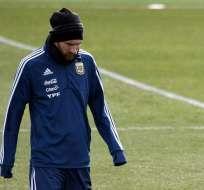 Lionel Messi será baja con su selección ante el combinado español por la fecha FIFA.