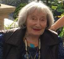 Mireille Knoll Knoll escapó en 1942 de una redada en París contra más de 13.000 judíos. Foto: Facebook