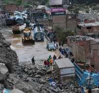 PIURA, Perú.- La reconstrucción de infraestructuras costaría 7.700 millones de dólares. Foto: elpueblo.com