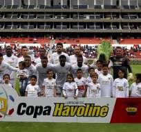 El conjunto 'albo' jugará por Sudamericana el próximo 10 de abril en Quito. Foto: API