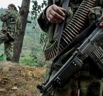 """VENEZUELA.- Los captores llevaban armas largas y """"se identificaron como miembros del ELN"""", según la fuente. Foto referencial"""