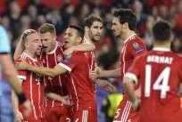 El conjunto alemán remontó el marcador en España. Foto: CRISTINA QUICLER / AFP