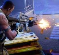 Fortnite tiene una base de 45 millones de jugadores. Foto: EPIC GAMES