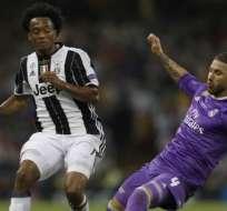 Juventus y Real Madrid protagonizaron la última final de la Champions League.