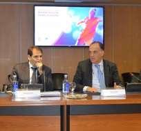 El español Luis Manfredi (i.) ocupará esa posición reveló Esteban Paz. Foto: Tomada de http://www.laliga.es