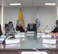 Cuatro entidades del Estado son evaluadas por el Consejo transitorio. Foto: API