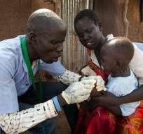 Según OMS, la mitad de la población mundial no tiene acceso a los servicios de salud. Foto: Twitter WHO.