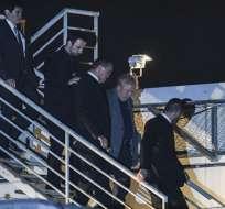 El expresidente de Brasil fue condenado por corrupción pasiva y lavado de dinero. Foto: AFP.