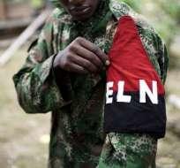 Los insurgentes capturados están acusados del delito de lavado de activos. Foto: Referencial.Tomado de RT.