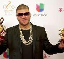 Farruko es un astro del reggaetón y el trap. Foto: AP.