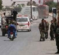 Aumentan los llamados a actuar tras presunto ataque químico en Siria. Foto: AFP
