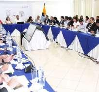 Mandatario Lenín Moreno lo decidió tras renuncia de Irina Cabezas al cargo. Foto referencial / Archivo Flickr Presidencia
