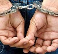 Detienen a autor confeso de muerte de niña desaparecida hace 4 años. Foto: Archivo - Referencial