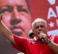 El dirigente oficialista ironizó luego de que Trump canceló visita a Latinoamérica. Foto: Archivo correodelorinoco.gob.ve