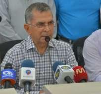 Fiscalía se basa en informe de Consejo de Participación cesado por consulta popular. Foto: Archivo / manabi.gob.ec