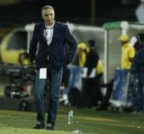 El colombiano Alexis Mendoza fue destituido del club Junior de Barranquilla por malos resultados.