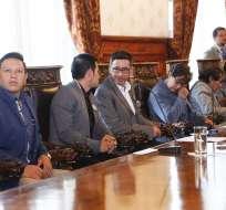 Plantearán que Ecuador y Colombia definan posturas oficiales sobre periodistas en cautiverio. Foto: Archivo API