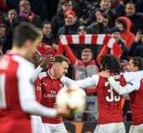 El equipo inglés espera rival que saldrá en el sorteo de este viernes 13 de abril del 2018. Foto: AFP