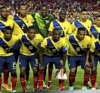 La selección ecuatoriana de fútbol subió un puesto en el ranking FIFA de abril.