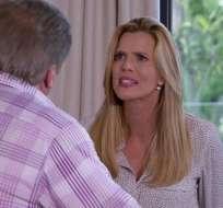 Chivis tiene dudas, pero le reza a la virgen por si Antonio José en verdad es bueno. Foto: telemundo.com