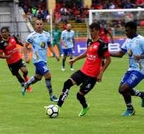 El elenco 'morlaco' solo venció en la primera jornada a Liga de Quito. Foto: API