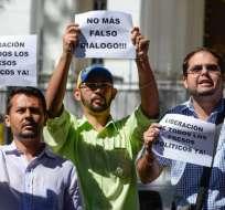 Este movimiento defiende la ausencia de votantes en las próximas elecciones. - Foto: El País