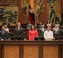 Platean reformas a Ley de Seguridad para enfrentar violencia en frontera. Foto: Asamblea Nacional